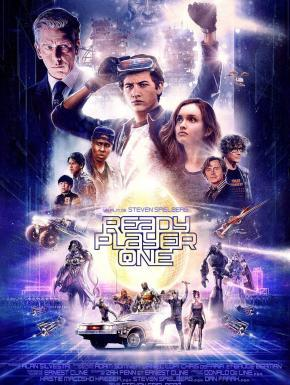 Ready Player One (affiche)